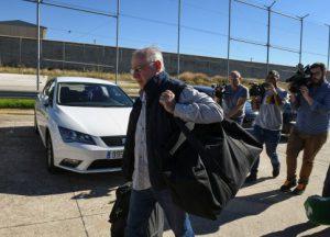 Rodrigo Rato enters prison