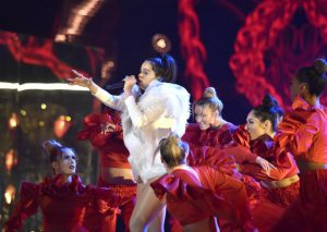 Rosalia at Latin Grammy Awards