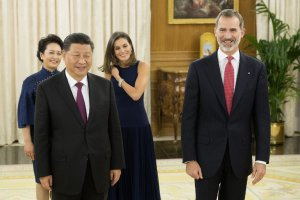 China Spain meeting