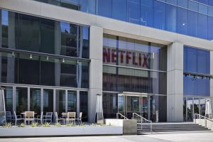 Netflix headquarters in LA