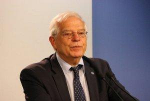 Spain's Foreign Minister, Josep Borrell