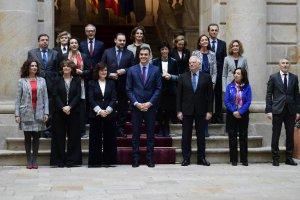 Spanish Government in Barcelona