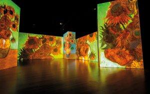 Van Gogh Alive Madrid