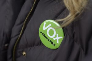 Vox badge
