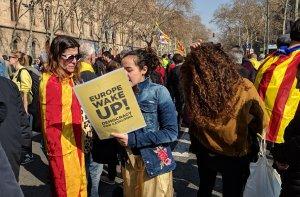 Barcelona general strike