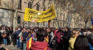 Barcelona strike