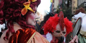 Madrid Carnival 2019