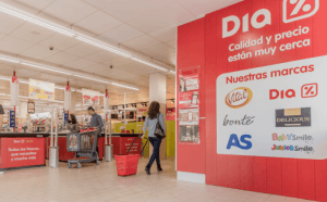 Dia supermarkets
