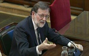 Mariano Rajoy testimony