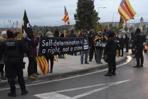 Protests outside Brians II jail