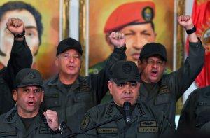 Venezuela military