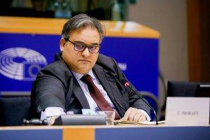 MEP Claude Moraes