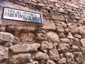 Pablo Picasso street