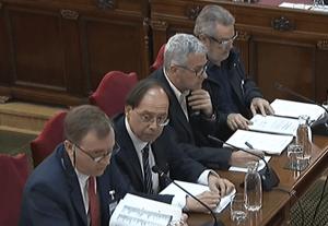Carlos Javier Irisarri, José Manuel Cámara, Jordi Duatis and Joan Güel i Roca