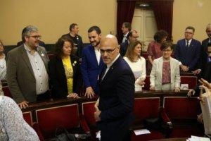 Raul Romeva in the Senate
