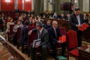 Jailed Catalan leaders
