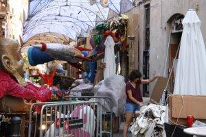 Festa Major de Gràcia in Barcelona