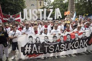 Atsasu Justice protest