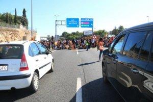 Tarragona protest
