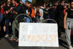 Spain Fascist State